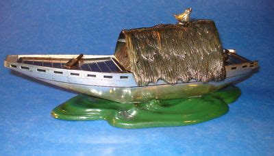 fishing boat price guide ww2 occupied japan candy dish fishing boat quality
