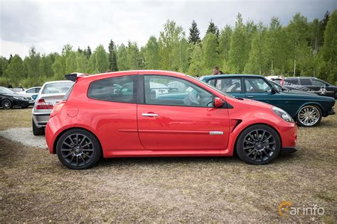 Renault Clio 3 by Renault Clio Rs Manual 6 Speed
