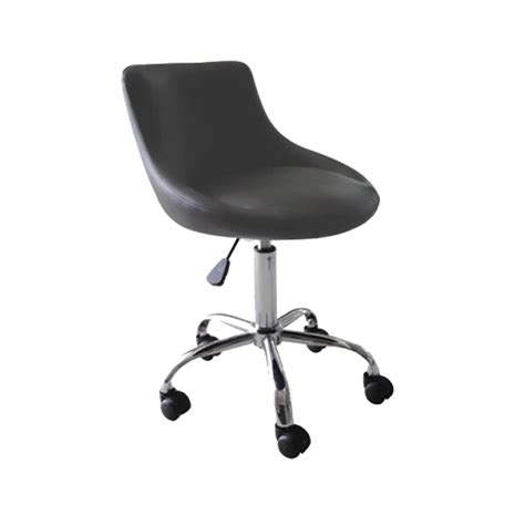 adjustable bar stool on wheels rolling adjustable swivel stool chair w wheels massage