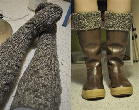 28 best diy boot liners fall looks images on crafts socks and things to make