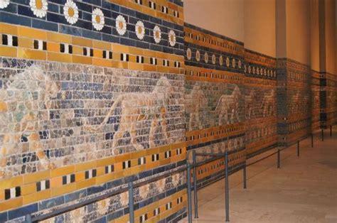 le porte di babilonia la porta di ishtar e la strada processionale di babilonia