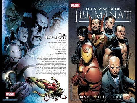 illuminati marvel jonathan hickman and the illuminati comparative geeks