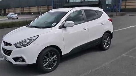 hyundai ix35se hyundai ix35 se nav 1 7 diesel manual white ce63wwj