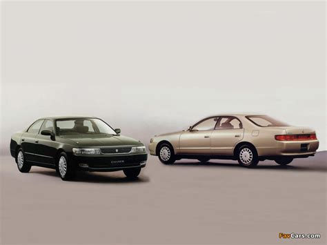 Toyota Chaser Wallpaper Toyota Chaser H90 1992 94 Wallpapers 800x600