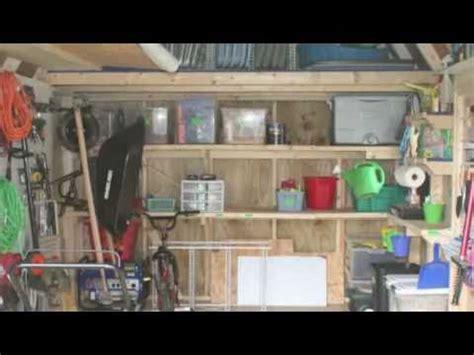 youtube organizing organizing your shed video youtube