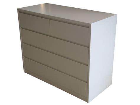 comoda 5 cajones comoda minimal 5 cajones con bu 241 a f 225 brica de muebles