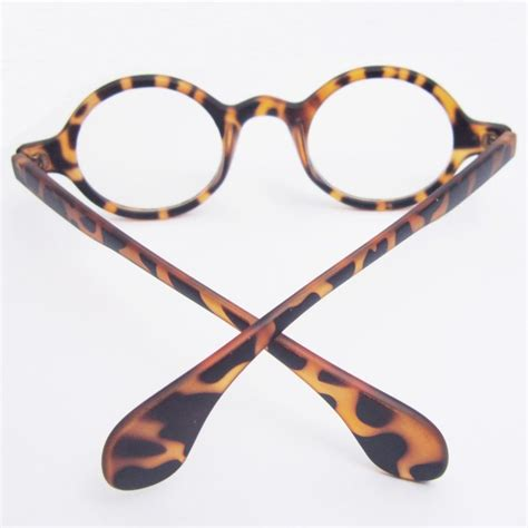 light tortoise shell glasses cute small round vintage retro round amber leopard
