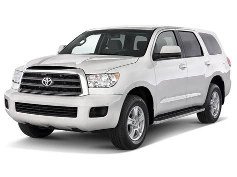Build A Toyota Sequoia 2010 Toyota Sequoia Review Ratings Specs Prices And