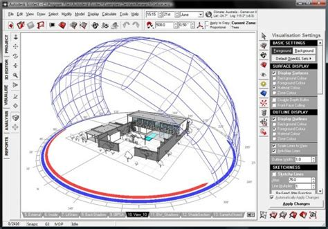 sun path diagram sketchup autodesk announces ecotect analysis 2010 and free guide to