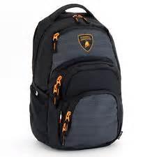Lamborghini Backpack Lamborghini Bag Ebay