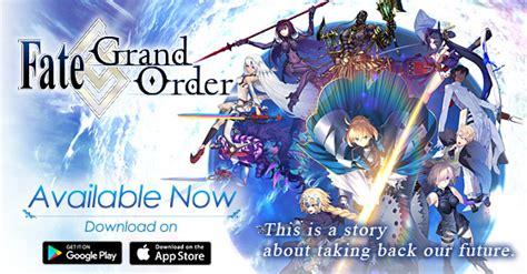 fategrand order official usa website