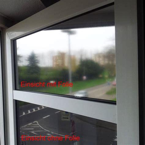 Sichtschutzfolie Fenster Einseitig Durchsichtig Nacht by Diskretionsfolien Spiegelfolien Sonnenschutz Diskretion