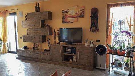 mobili soggiorno etnici produzione soggiorno in crash bamb 249 e legno