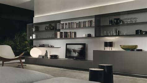 tv wall unit glass abacus by giuseppe bavuso 17 best ideas about media unit on built in tv