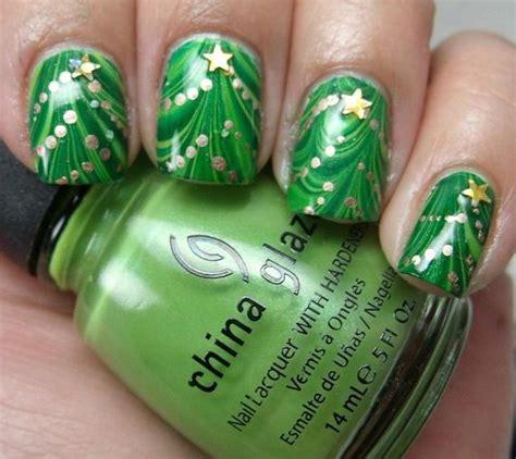 awesome christmas nail art diy ideas