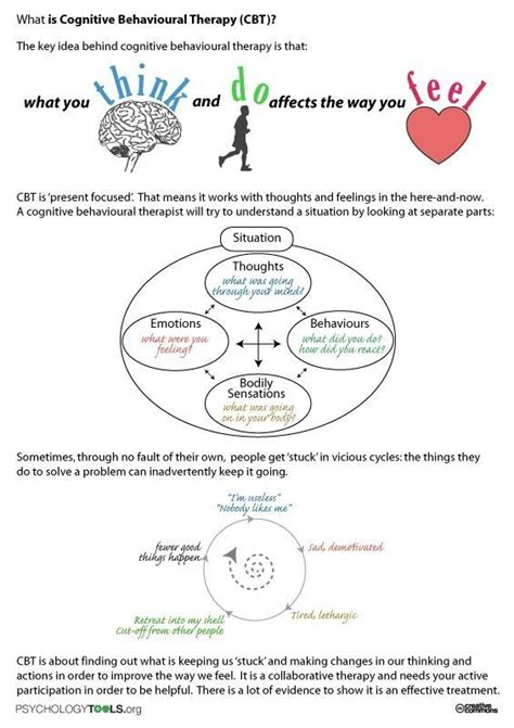 focused cbt worksheets for children what is cbt