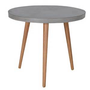 Round Small Dining Table by Small Round Concrete Dining Table