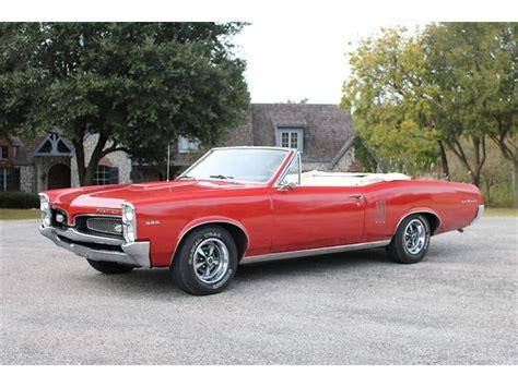 1967 Pontiac Lemans For Sale by 1967 Pontiac Lemans For Sale On Classiccars 11 Available