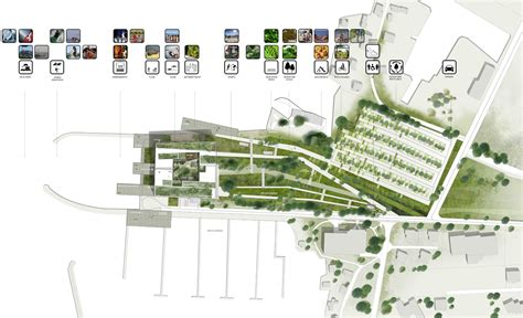 Architectural Site Plan | plan masse architecture pinterest site design site