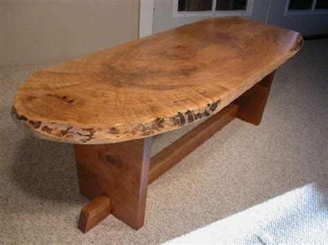 custom coffee tables maple slab custom coffee tables handmade in montana usa