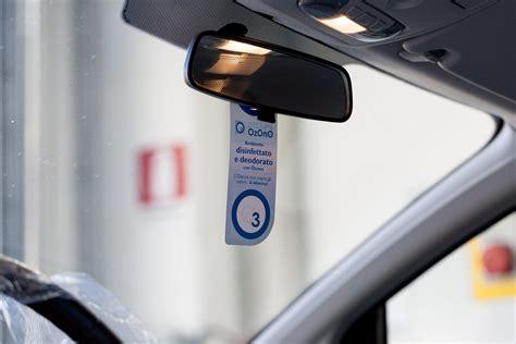 igienizzazione interni auto igienizzazione auto a ozono carrozzeria inferno