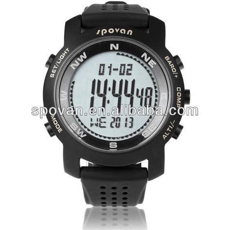 Spovan Spv807 World Time Barometer Altimeter Thermometer Compas spovan altimeter barometer compass thermometer