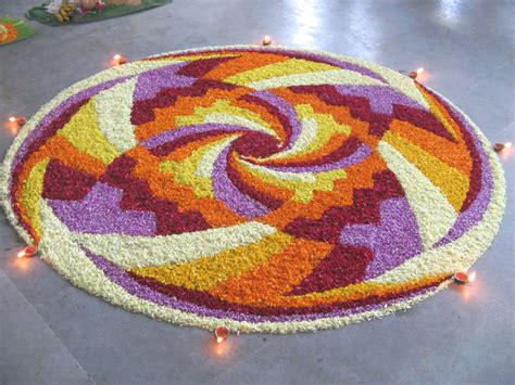 flower pattern rangoli design 20 beautiful rangoli designs and patterns for festive