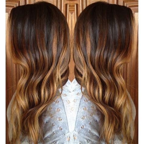 best highlight kits for brunettes 17 best images about honey brown ombres on pinterest