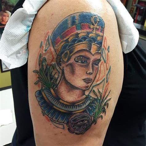 tattoo of queen nefertiti queen nefertiti tattoo best tattoo ideas gallery
