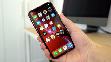 haptic touch   iphone xr