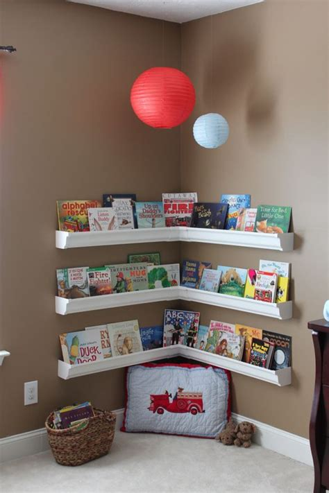 21 Ideas Para Decorar El Cuarto Del Beb 233 Que Viene En Bookshelves For Room