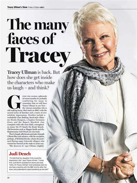 The Many Faces Of Tracey Ullman by Tracey Ullman Characters Www Pixshark Images