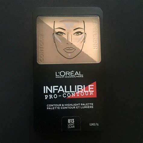 L Oreal Infallible Pro Contour l oreal infallible pro contour in light medium