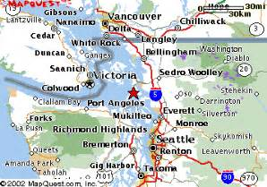 map of seattle washington to vancouver canada directions to nwsa