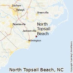 best places to live in topsail carolina