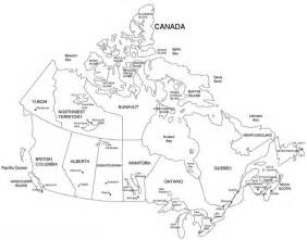 color map of canada printable map of canada coloring page coloringpagebook