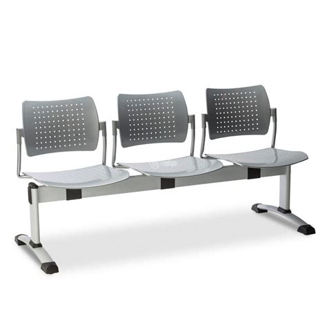 sedute per sala d attesa sedute per sale d attesa studio medico su barra in metallo