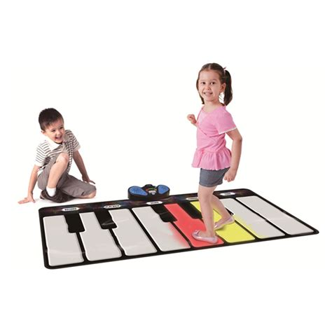 piano mat with lights light up sunlin