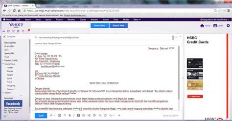 contoh surat lamaran kerja via email terbaru 2015 informasi lowongan kerja smk sma terbaru surat lamaran