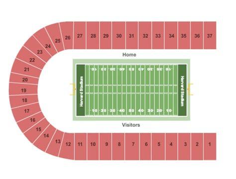 of stadium seating capacity harvard stadium tickets in allston massachusetts harvard
