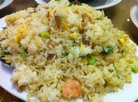 House Fried Rice by On Hastings Restaurant Vancouver Bc