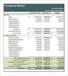 statement layout template statement of earnings template vlashed