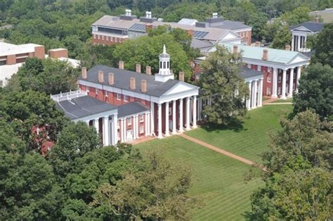 Uva Mba Ranking by 40 Most Beautiful College Cuses In Rural Areas Great