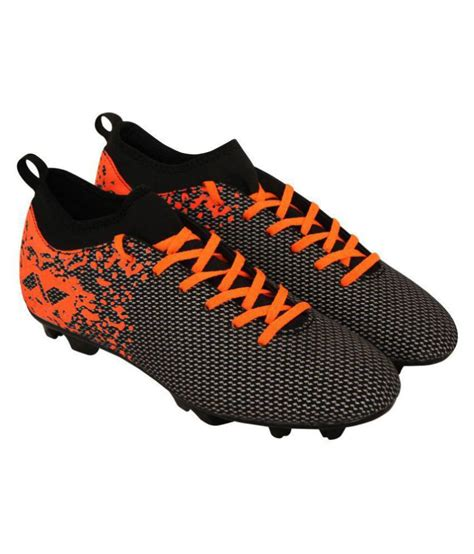 football shoes with studs nivia carbonite football studs black football shoes buy