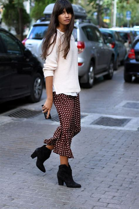 ways to wear ankle boots streetstyle