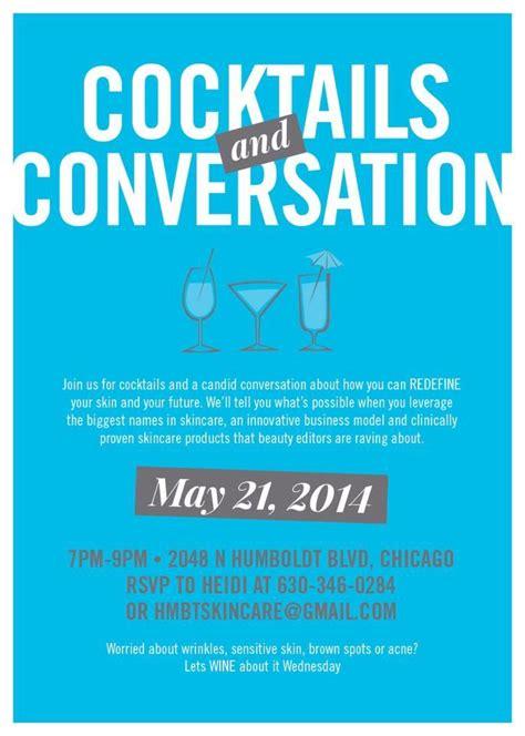 cocktail conversation cocktails and conversation rodan fields business