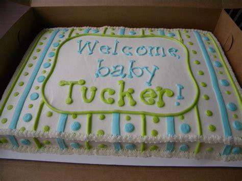 Baby Shower Sheet Cake Ideas by Baby Boy Shower Sheet Cake Baby Shower