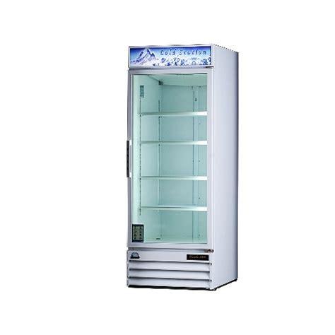 Glass Door Beverage Cooler by 1 Door Cooler Refrigerator Display Coolers Pop