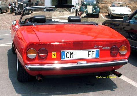 Ferrari E Fiat by Ferrari Dino E Fiat Dino Foto 10 20 Allaguida
