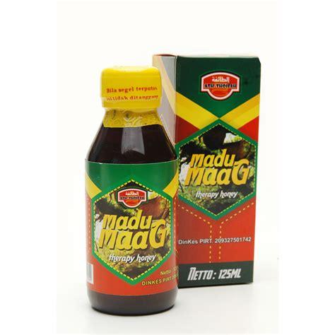 Obat Maag Herbal obat herbal madu maag 125 ml dengan ekstrak herbal
